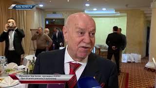 Михаил Завьялов - о зарождении профессионального бокса в Украине