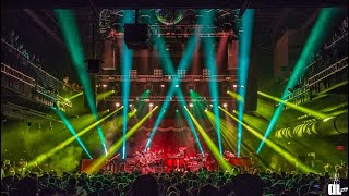 "The String Cheese Incident - ""Let's Go Outside"" w/ DJ Logic - 2/14/15 - Las Vegas, NV"