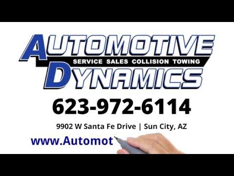 Automotive Dynamics Review | Auto Repair Sun City AZ | Charlie Testimonial