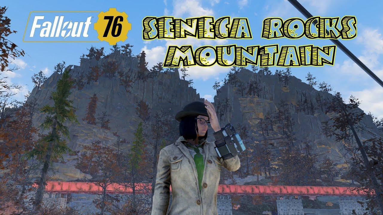 Citaten Seneca Fallout 4 : Fallout seneca rocks climbing youtube
