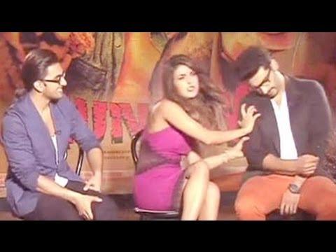 Ali Abbas Zafar scolded me after our first shoot for manhandling Priyanka: Ranveer Singh Mp3