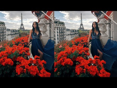 INSANE PENTHOUSE SUITE TOUR  | PARIS PT. 2  | EMMA MILLER