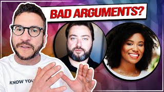 Will Akilah Obviously Pay Sargon's Attorney Fees? Lawyer Explains - Viva Frei Vlawg