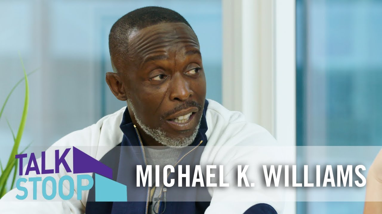 Talk Stoop Featuring Michael K. Williams - YouTube