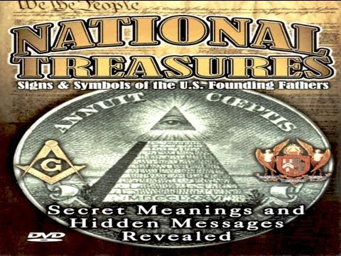 NATIONAL TREASURES: Ancient Mystery Schools of the New World Order - FEATURE