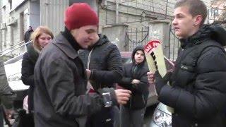 СтопХам Крым - Как попасть в Совмин? Где встать? 1 серия(, 2016-02-02T17:43:48.000Z)