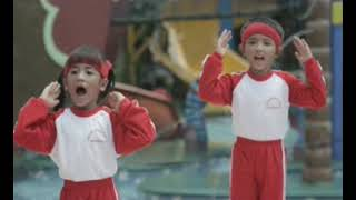 Senam Ceria Anak Indonesia II