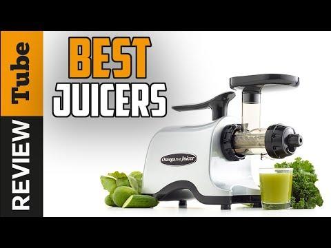 ✅Juicer: Best Juicers 2019 (Buying Guide)