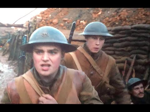 Being An Extra On 1917 Film