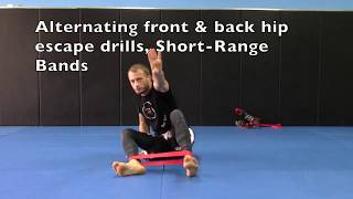 Improve your Jiu-Jitsu and MMA moves, with Short & Long-Range Resistance-bands by Martial Paradise
