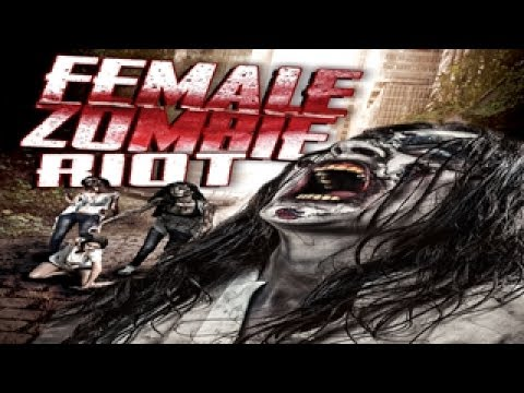 female zombie riot not walking dead hot babe zombies