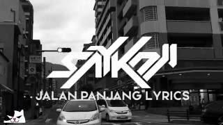 Video SAYKOJI - JALAN PANJANG ft. GUNTUR SIMBOLON (Lirik ) download MP3, 3GP, MP4, WEBM, AVI, FLV November 2017