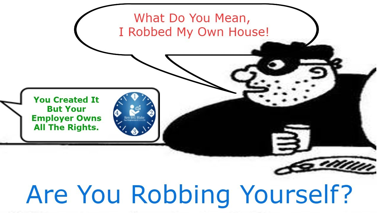 Are You Robbing Yourself?