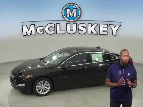 200857 - New, 2020, Chevrolet Malibu, Test Drive, Review, For Sale -