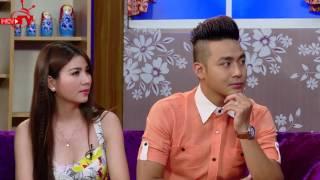 Vợ chồng diễn viên Kha Ly - Thanh Duy chia sẻ về quan niệm vật chất trong tình yêu và hôn nhân