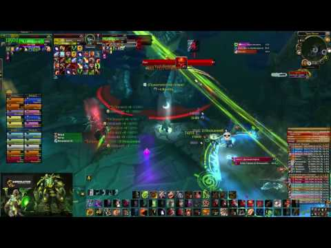 Хелия Мифик Испытание Доблести -- Helya Mythic Trial of Valor (Guardian druid POV)
