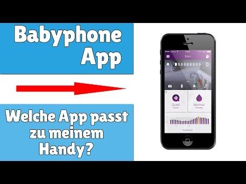 Babyphone App ► Welche Babyphone App...