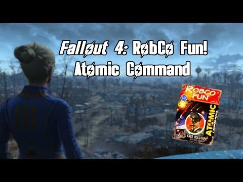 Fallout 4: RobCo Fun! Atomic Command