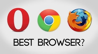 Welcher Browser ist der beste? Browser Test! [HD] [German]