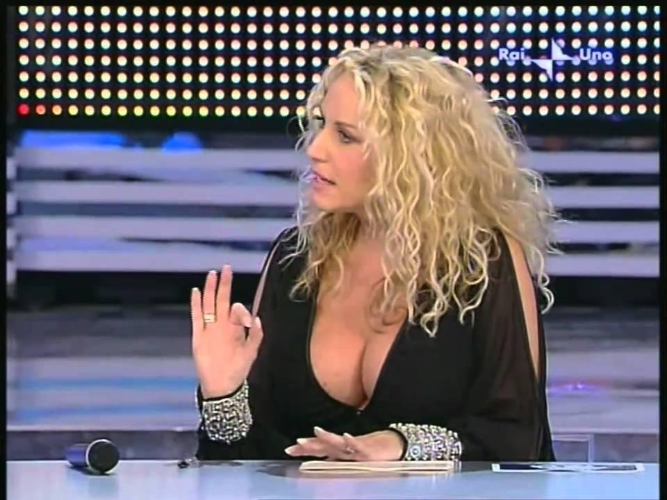 Antonella Clerici TPT 300908  YouTube