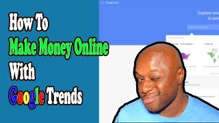 In this video, i show you how can take advantage of the powerful google trends feature offered by google. make money online based on current even...