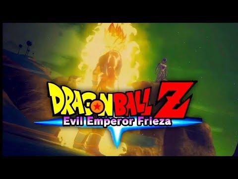 Complete Emperor Frieza Saga   Dragon Ball Z Kakarot   All Cutscenes