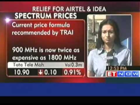 Govt may cut price of 900 MHz spectrum
