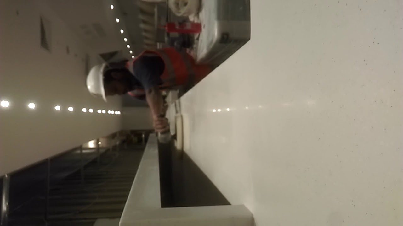 Polishing Corian Countertops Corian Solid Surface Polishing And Buffing Solutions