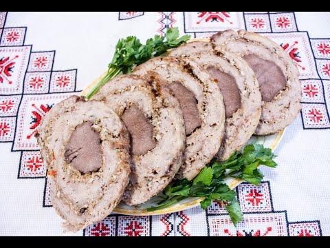 Язык свиной в духовке рецепты с фото