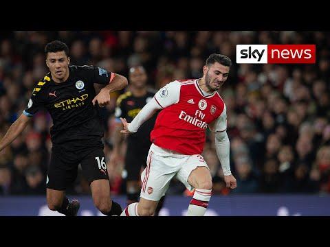 Man City v Arsenal postponed over coronavirus outbreak