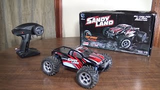 PX Toys - Sandy Land - Review and Run