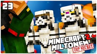 ❌ MILTON ZOSTAJE KLONEM?! - MINECRAFT Z MILTONEM TOP SECRET #23
