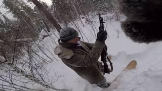 Охота в Иркутской области  2 часть