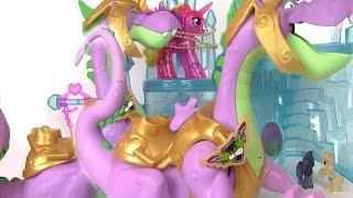 Май Литл Пони Мультик. СПАЙК СПАСАЕТ ВСЕХ! MLP GUARDIANS OF HARMONY Пони Игры| Видео для Детей
