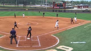 Jacksonville State Softball Highlights - JSU DH vs. Belmont - April 6, 2018