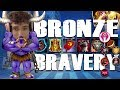 """Ultimate Bravery is not meant to be fun..."" (Bronze Ultimate Bravery Challenge)"