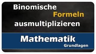 Let's Learn Binomische Formeln mit höheren Potenzen ausmultiplizieren