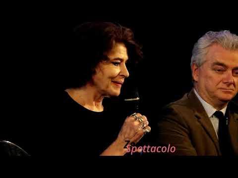 Premio Europa per il Teatro Fanny Ardant