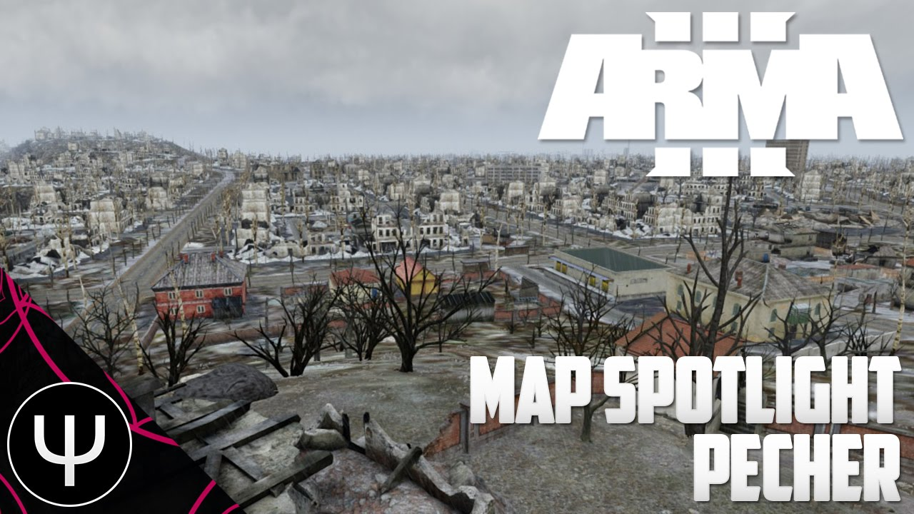 ARMA Map Spotlight Pecher YouTube - Arma 3 us maps