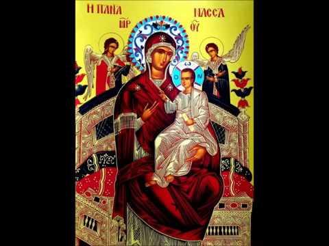 Икона ВСЕЦАРИЦА. Молитвы