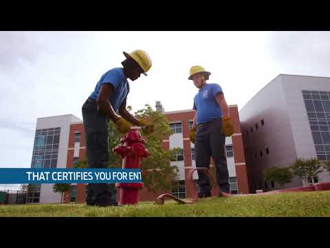 Houston Fire Protection Technology Training | San Jacinto