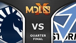 Liquid vs J.Storm Quarter Final MDL Chengdu Major 2019 Highlights Dota 2