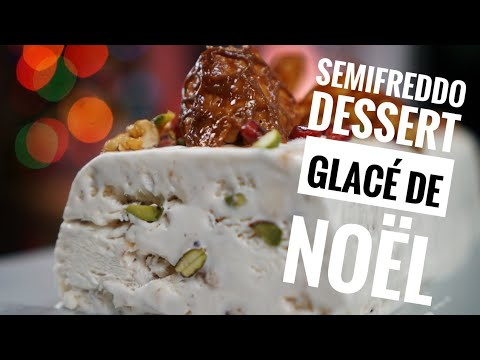 buche-glacée-de-noël-facile-semifreddo-ou-parfait