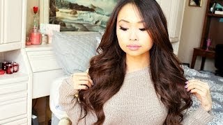 Big Bouncy Hair Curls in 6 Minutes Thumbnail