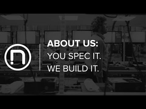 You spec it. We build it.