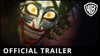 Batman Ninja - Official Trailer - Warner Bros. UK