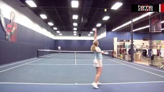 Prince Tour 100T Racquet Review | Tennis Express