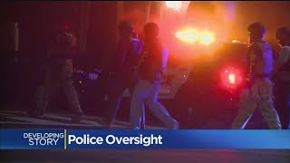 Police Departments Adjusting To New Oversight Rules