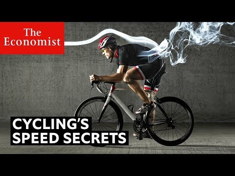 Cycling's speed secrets | The Economist