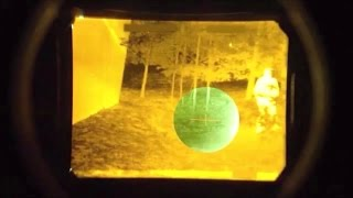 US Army - Enhanced Night Vision Goggle 3 (ENVG 3) Wireless Handheld Targeting [720p]
